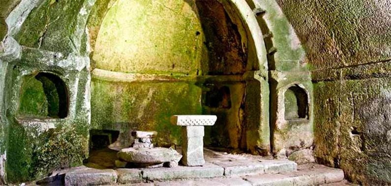 Foto del Monasterio San Pedro De Rocas